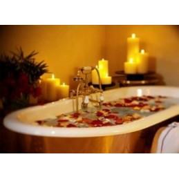 Confettis para o banho