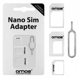 Adaptador SIM 3 em 1 – Nano...