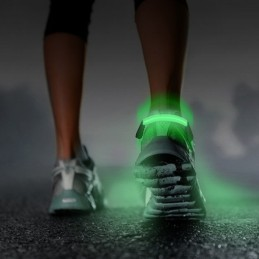 Clip LED para Sapatilhas -...