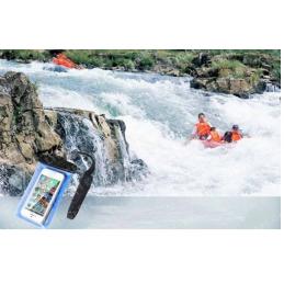 Bolsa a Prova Agua para Smartphone até 5 Polegadas