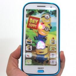 Telefone Brinquedo Minions