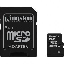 Cartão KINGSTON Micro SD 8GB Class 4