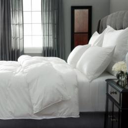 Edredon Luxury de Solteiro 160 X 220 - 470 Gramas , Desfrute de todo o conforto e qualidade de uma noite num hotel de cinco estrelas sem sair de casa