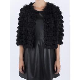 Casaco Lady Furb