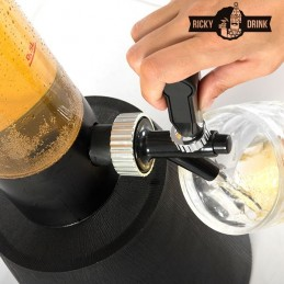 Dispensador de Bebida em torre
