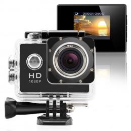 Câmara aquática FULL HD 1080P - 12 MP - Full Extas