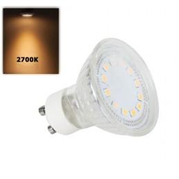 Lâmpada LED GU10 5W Luz...