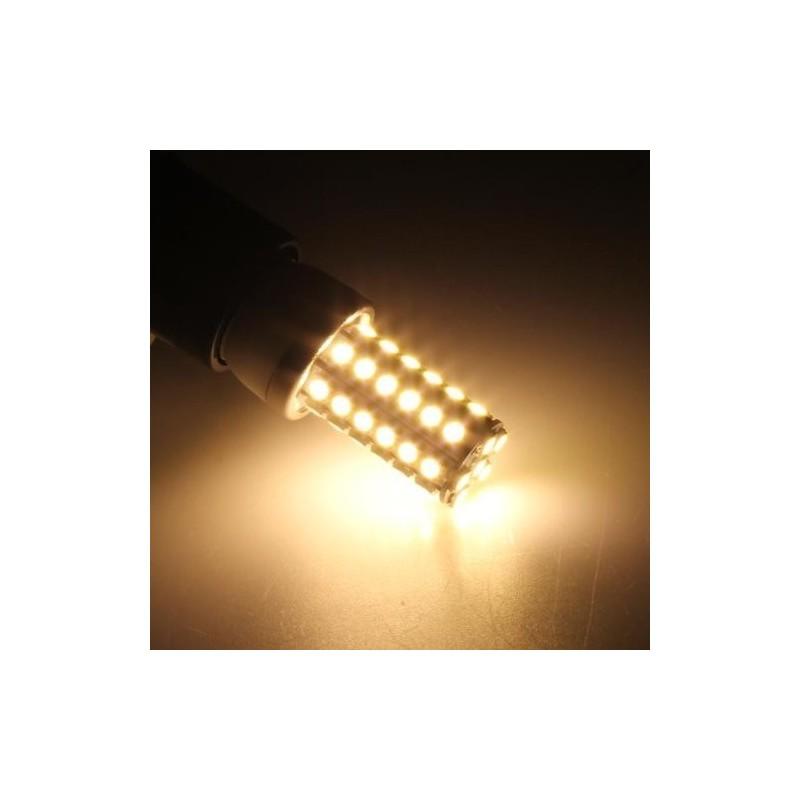 Lâmpada LED E27 8W Luz Quente 581LM 220V