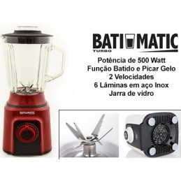 Liquidificador Batimatic...