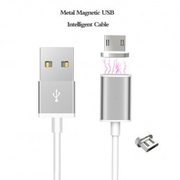 Cabo Lightning Magnético Smarphone ou Tablet Micro Usb