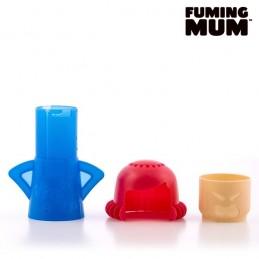 Limpador de microondas Fuming Mum - Fuming Mum ™ é a forma mais prática e original de limpar o microondas.