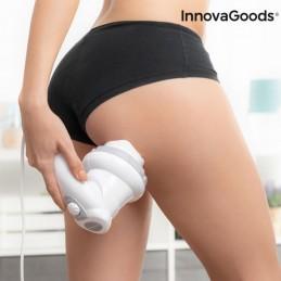Relax e Tone é o massajador orbital compacto e poderoso que promove massagens localizadas e vigorosas em qualquer parte do corpo.