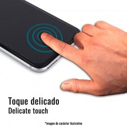 Esta Película Especial de Vidro Temperado para Samsung Galaxy J2, para protecção do ecrã é feita de vidro temperado, 9x mais resistente que o vidro comum.