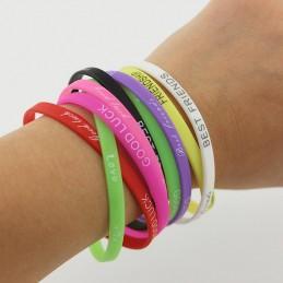 Braceletes Forever - Pack de 6