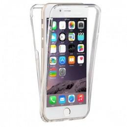 Capa 360 Gel Dupla Frente e Verso - iPhone 7 Plus, Forneça uma protecção extra ao seu equipamento com esta capa em Gel de elevada qualidade