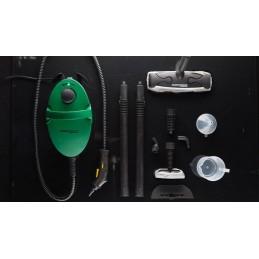 Power Vapore H2O mop X11 Limpeza 11 em 1, Graças às suas múltiplas funcionalidades, a limpeza a vapor parecerá uma brincadeira de crianças