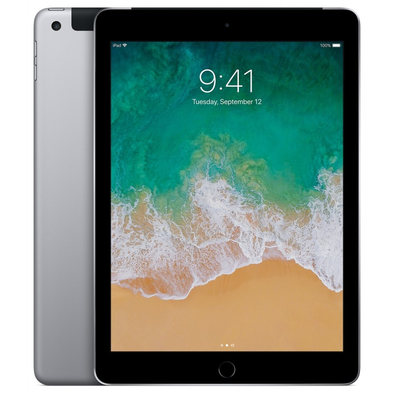 Apple iPad 9.7 2017 128GB Wi-Fi  Cellular - Recondicionado