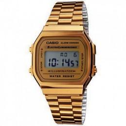 Relógio Casio Retro - Dourado
