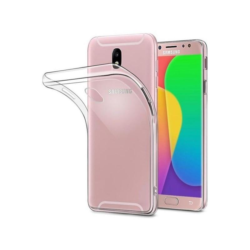 Capa 360 Gel Dupla Frente e Verso - Samsung Galaxy J7 PRO - J730, Forneça uma protecção extra ao seu equipamento com esta capa em Gel de elevada qualidade