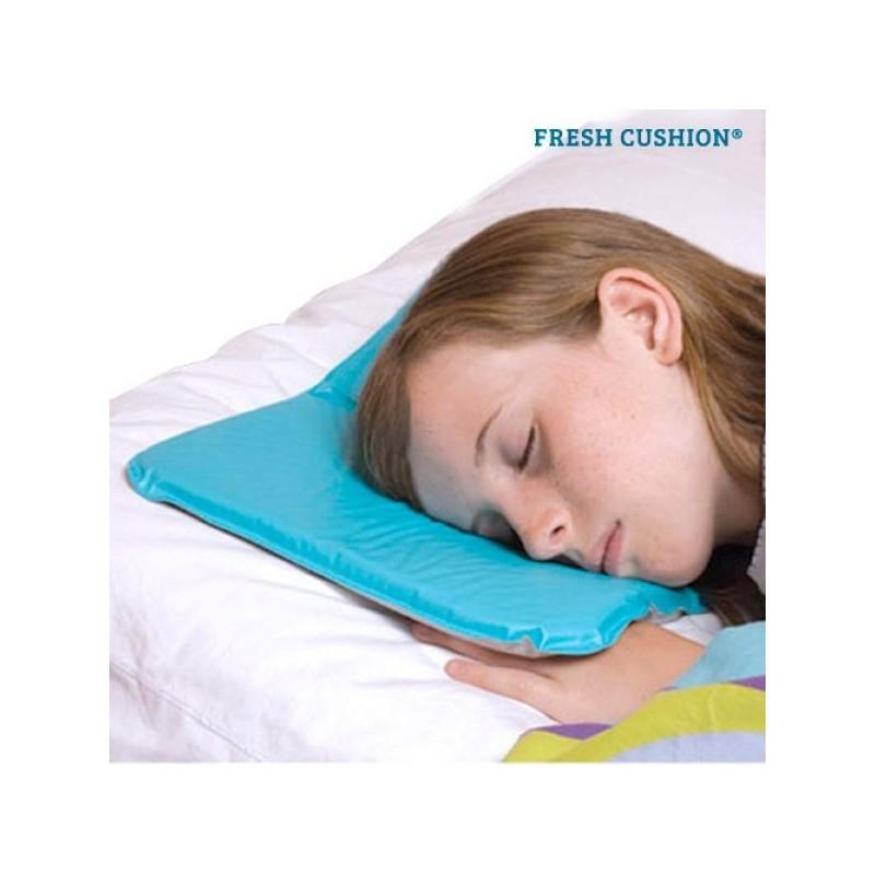 A Almofada Refrescante Fresh Cushion é perfeita para descansar e relaxar, Desfrute do seu efeito refrescante de longa duração, sempre que precisar