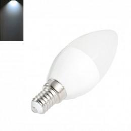 Lâmpada LED E14 Vela 6W 480...