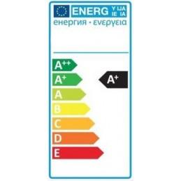 Lâmpada LED E27 12W 960 Lm Luz Neutra - 4200K, Consomem até 85% menos energia para produzir a mesma luz do que uma lâmpada tradicional.