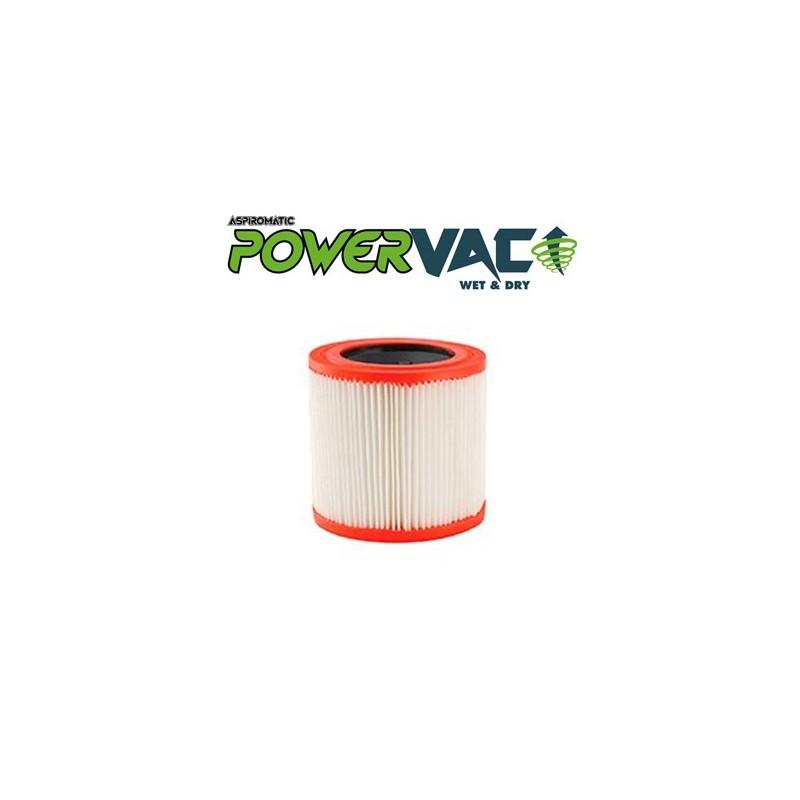Recarga Filtro HEPA para Powervac 1200W