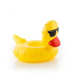 Proporcione o melhor divertimento nos dias quentes com a Bóia insuflável para Bebidas Pato