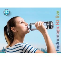 Ao consumir 1,5 a 2 litros por dia de água rica em hidrogénio durante um ano, o envelhecimento do sangue e dos órgãos podem ser revertidos e melhorado