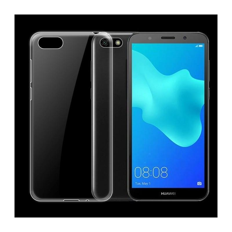 Capa 360 Gel Dupla Frente e Verso - Huawei Y5 - Y5 Prime 2018, Forneca uma proteccao extra ao seu equipamento com esta capa em Gel de elevada qualidade
