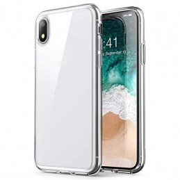 Capa 360 Gel Dupla Frente e Verso - iPhone Xs Max, Forneça uma protecção extra ao seu equipamento com esta capa em Gel de elevada qualidade