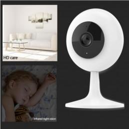 Câmara de vigilância HD Wireless, você pode dormir tranquilamente e não se preocupará com a sua casa quando estiver fora