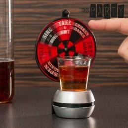 Jogo de Bebidas Roleta