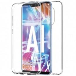 Capa 360 Gel Dupla Frente e Verso - Huawei Mate 20 lite, Forneca uma proteccao extra ao seu equipamento com esta capa em Gel de elevada qualidade