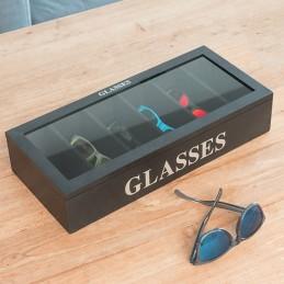Organizador de Óculos - 6...
