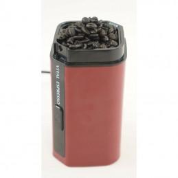 Moedor util e portatil, para poder moer em qualquer lado o seu grao de cafe.