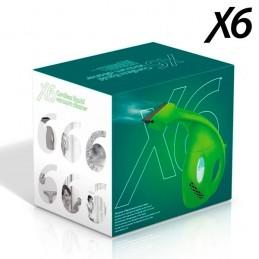 Aspirador sem Fios para Líquidos X6