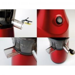 Uma vida mais saudavel ao seu gosto: com o Liquidificadora e Centrifugadora de prensar a frio - Multifunções