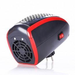 Wonder Warm Aqueça sua casa e economize dinheiro na sua conta de aquecimento com o aquecedor pessoal de 400 Watts, de encaixe de parede portátil Com comando.