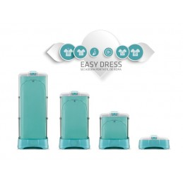 O Secador de Roupa - Easy Dress foi especialmente concebido para ocupar o mínimo de espaço.