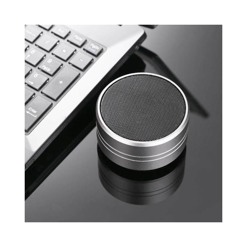 Coluna Wireless Speaker - Dê vida à sua lista de músicas com esta fantástica Coluna sem Fios.