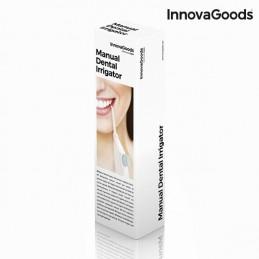 O Irrigador Dental 35 ml ajuda a melhorar a higiene da sua boca graças aos jatos de pressão de água