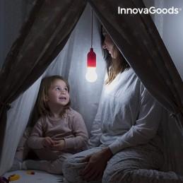 Lâmpada LED Portátil com...