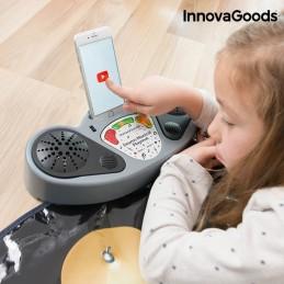 Este Tapete Bateria é perfeito para despertar a veia musical das crianças! Adquire já um por um exelente preço!