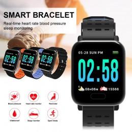 Relógio Smartwatch A6 com...