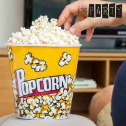 Se adora filmes, então precisa do acessório perfeito o cesto de pipocas. Ideal para festas e celebrações.