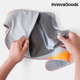 Joelheira de gel com efeito frio e calor, muito eficaz para aliviar as dores crónicas ou provocadas por lesões e pancadas
