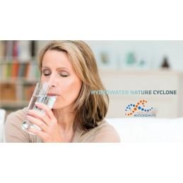 Graças aos atuais avanços tecnológicos, podemos aplicár Hidrogéneo à água que bebemos, ajudando a manter nosso bem-estar