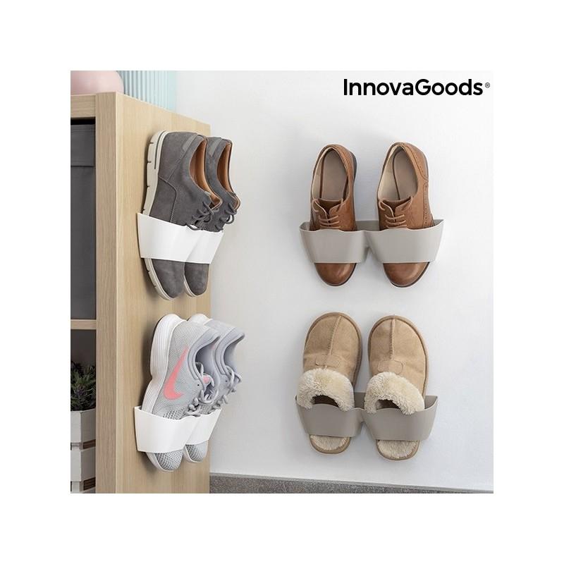 Suportes para calçado cómodos e particularmente úteis para organizar os seus sapatos, adaptam-se a qualquer espaço e a todos os tamanhos e tipos de calçado