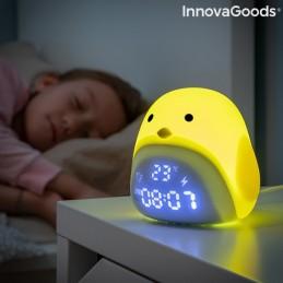 Despertador LED Tátil...